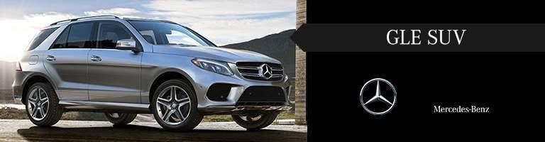 Mercedes-Benz GLE model information
