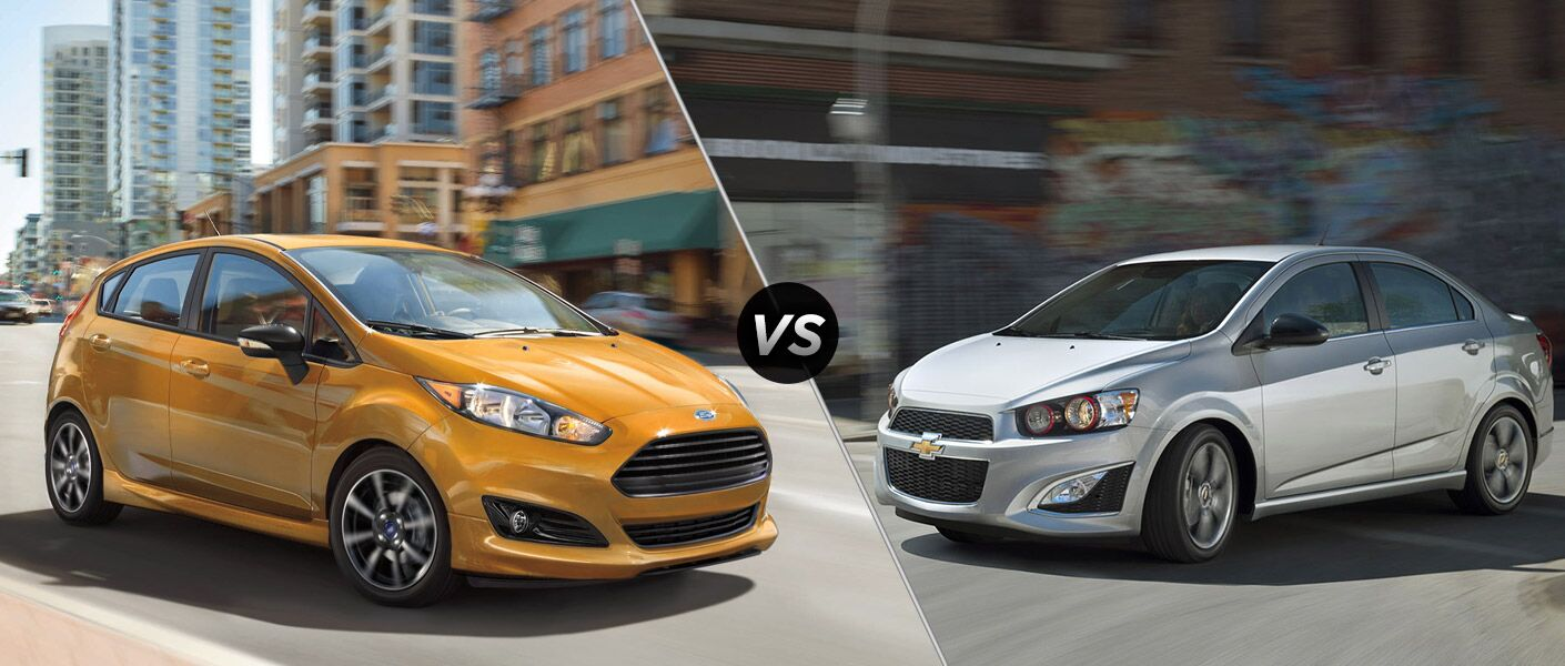 Used Ford Fiesta Vs Chevrolet Sonic - Chevrolet ford