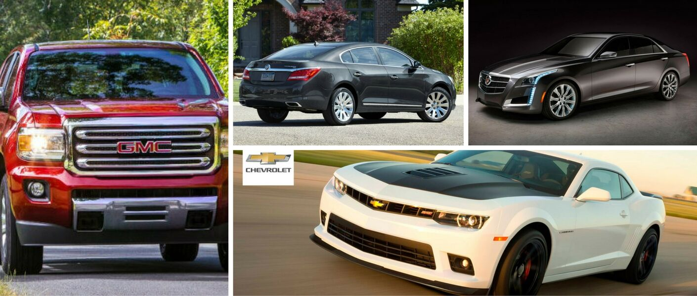 Used vehicles by general motors bridgeport wv for General motors new cars