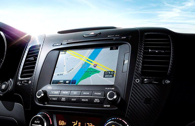 2016 Kia Navigation system Kia of Muncie