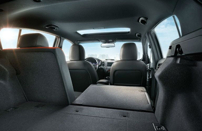 2017 Forte5 Cargo Space