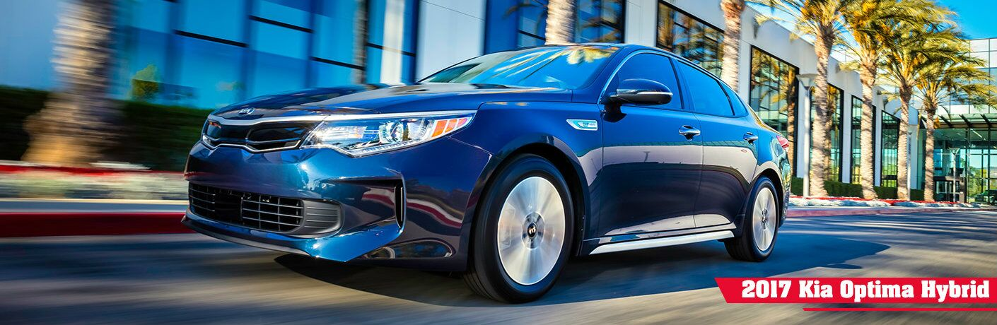 2017 Kia Optima Hybrid Muncie IN