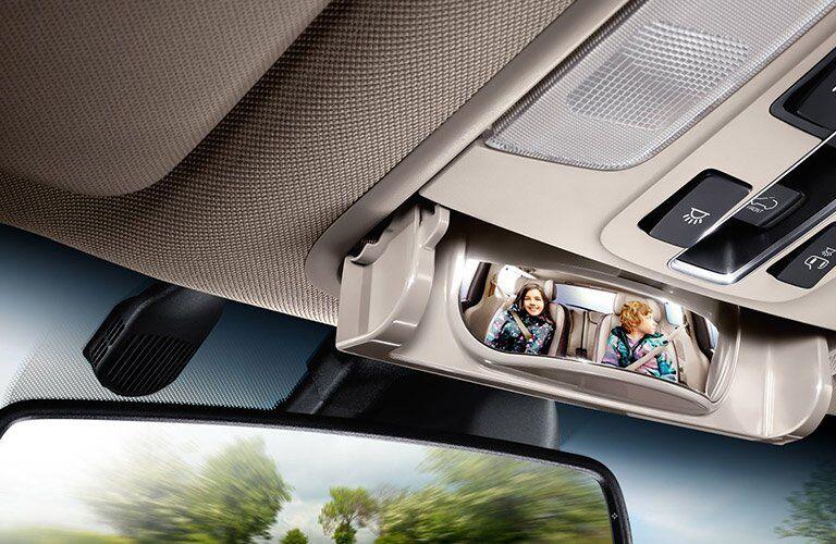 Sedona rearview mirror