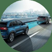 2017 Kia Niro advanced safety features