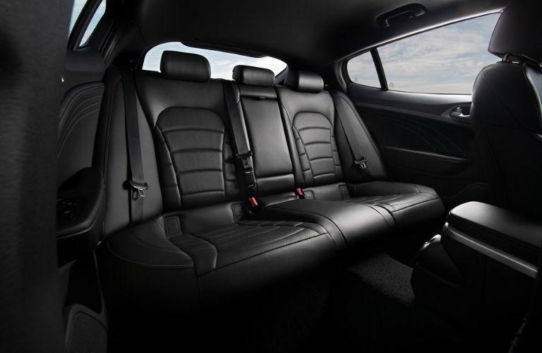 2022 Kia Stinger interior