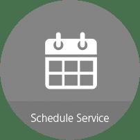 red schedule service icon, Dayton OH