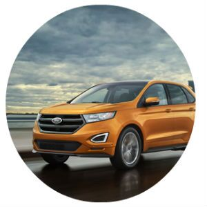 Does the Ford Edge have all wheel drive?