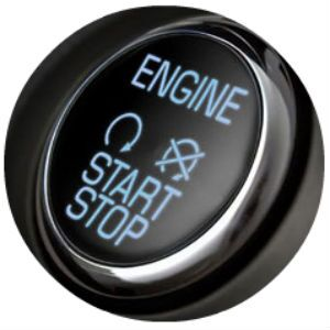 Does the Ford Fiesta have a push-button start?