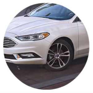 2016 Ford Fusion all-wheel drive