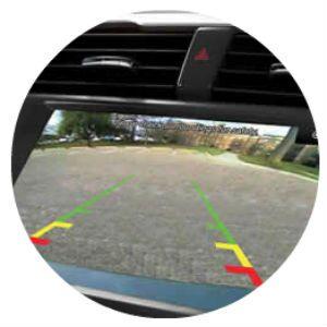2016 Ford Fusion rear view camera