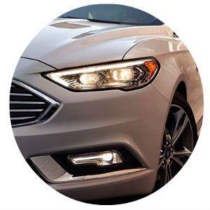 Ford Fusion LED Headlights