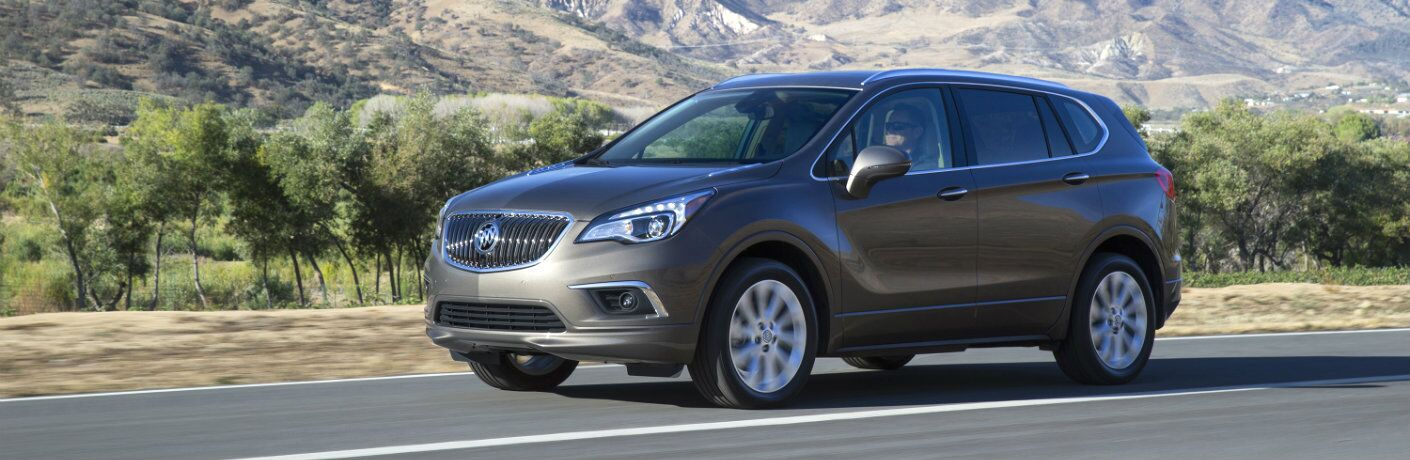 2016 Buick Envision Rocky Mount NC