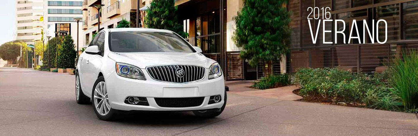 2016 Buick Verano Sport Touring Rocky Mount NC