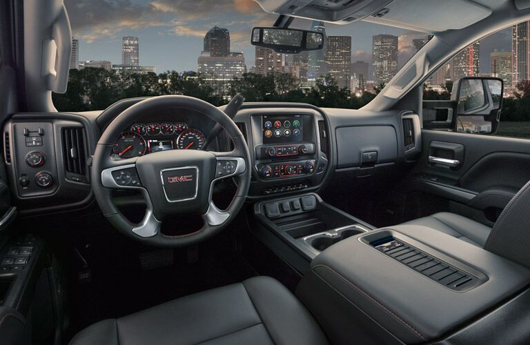 Whether its the city, suburbs, or the farm, the 2016 GMC Sierra 1500 will get you there