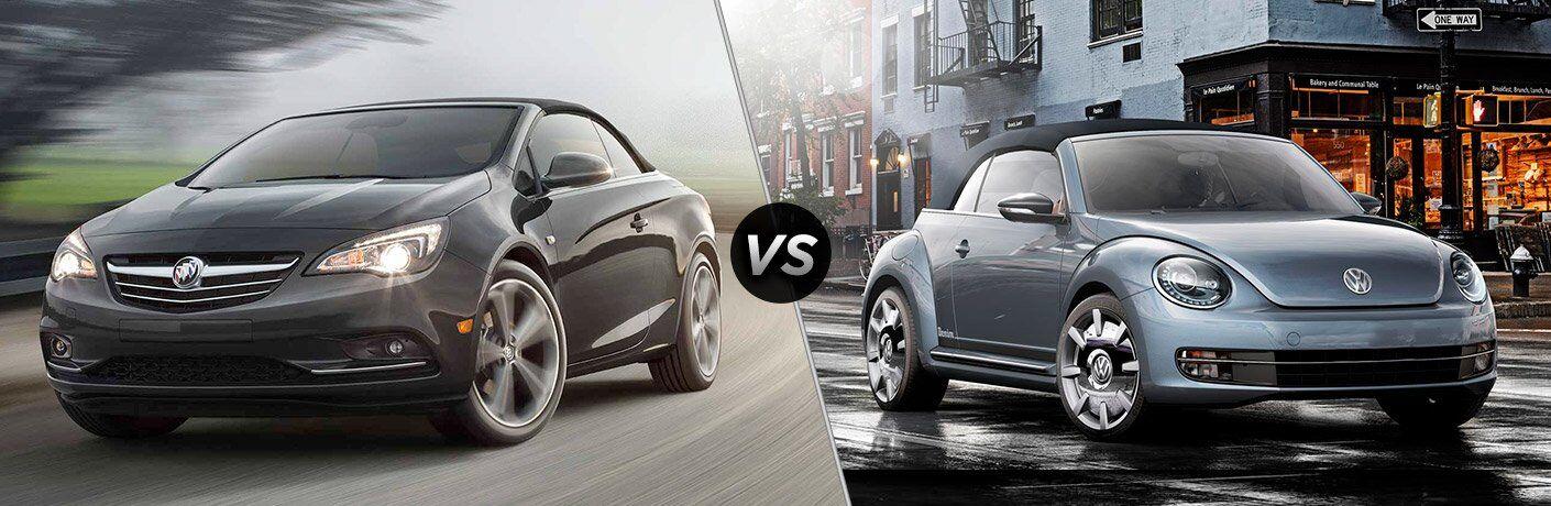 2017 buick cascada vs 2017 volkswagen beetle convertible