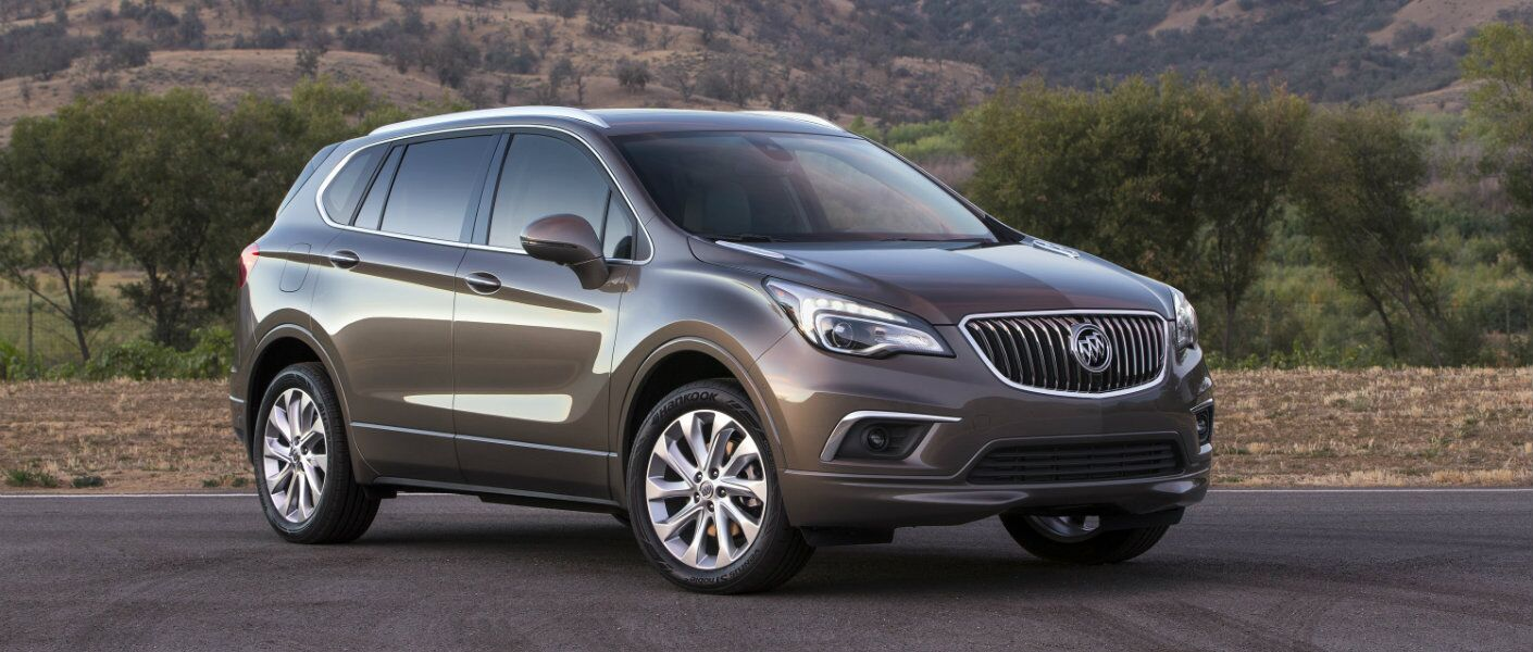 2017 Buick Envision Rocky Mount, NC