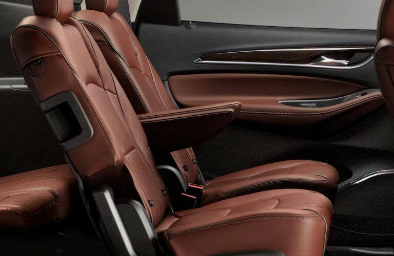 2018 Buick Enclave Avenir seats