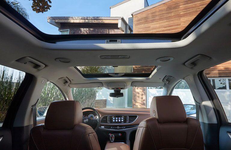 2019 Buick Enclave Avenir moon roof
