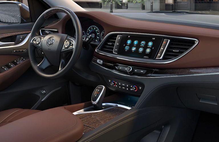 2019 Buick Enclave Avenir dashboard