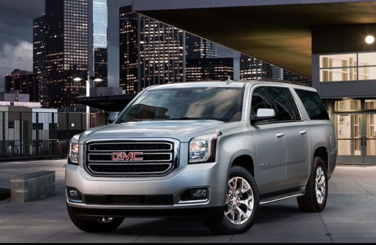 2019 GMC Yukon XL front profile