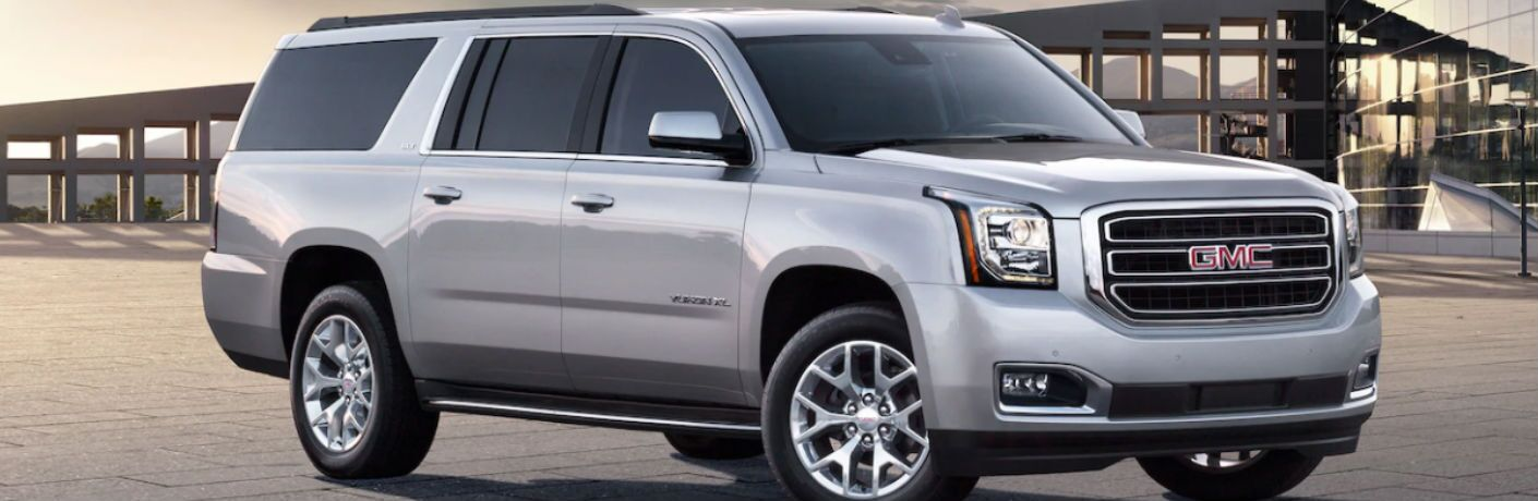 2019 GMC Yukon XL side profile