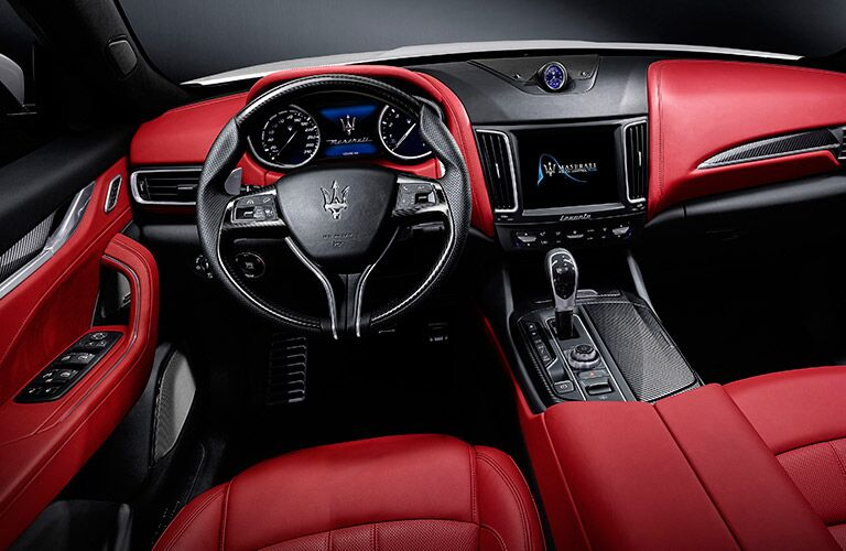 2017 Maserati Levante Interior Chicago IL