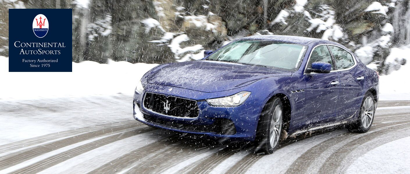Maserati Winter Tires Chicago Illinois
