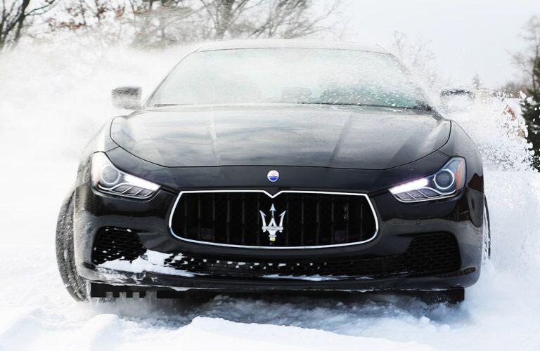 Continental Maserati Tires