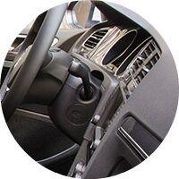 2017 VW Golf Alltrack interior steering wheel dashboard