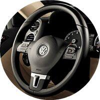 2017 Volkswagen Tiguan steering wheel