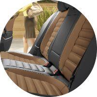2017 Volkswagen CC leather seats