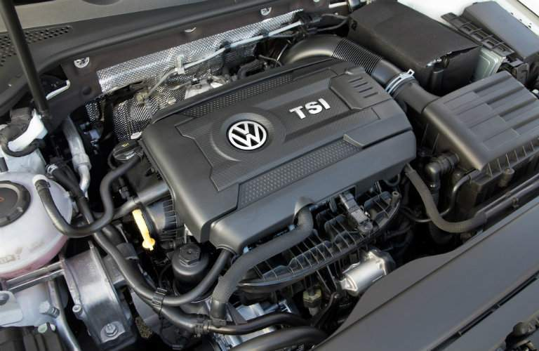 2018 Volkswagen Golf Alltrack Engine