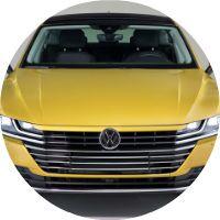 2019 VW Arteon Front End