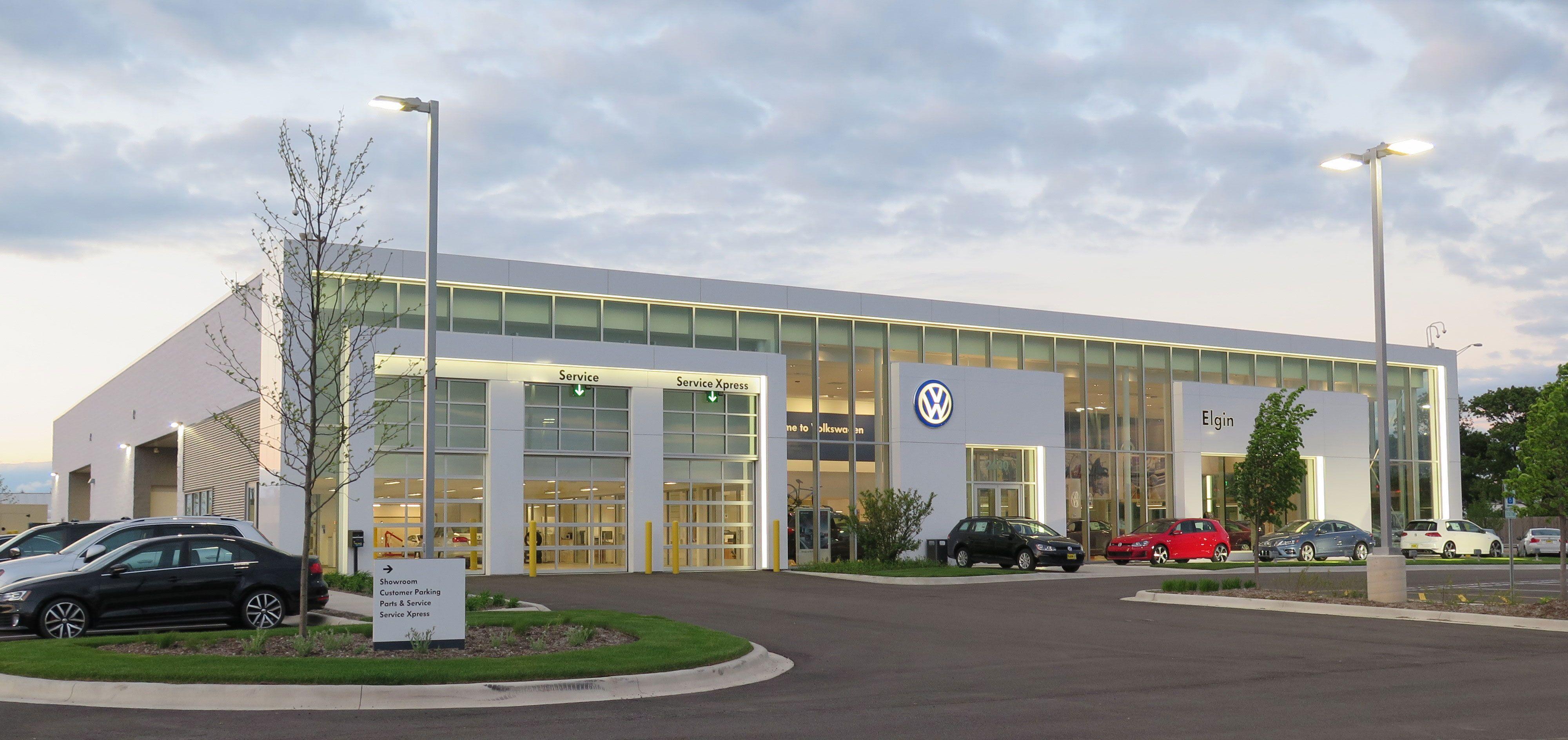 About Elgin Volkswagen A Elgin Il Dealership