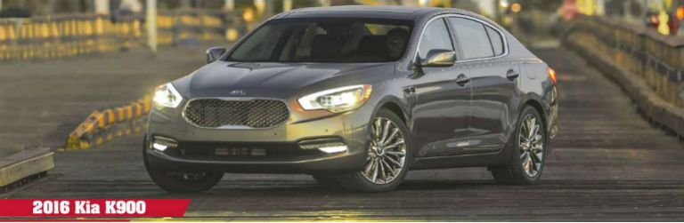 2016 Kia K900 luxury sedan Fort Myers FL