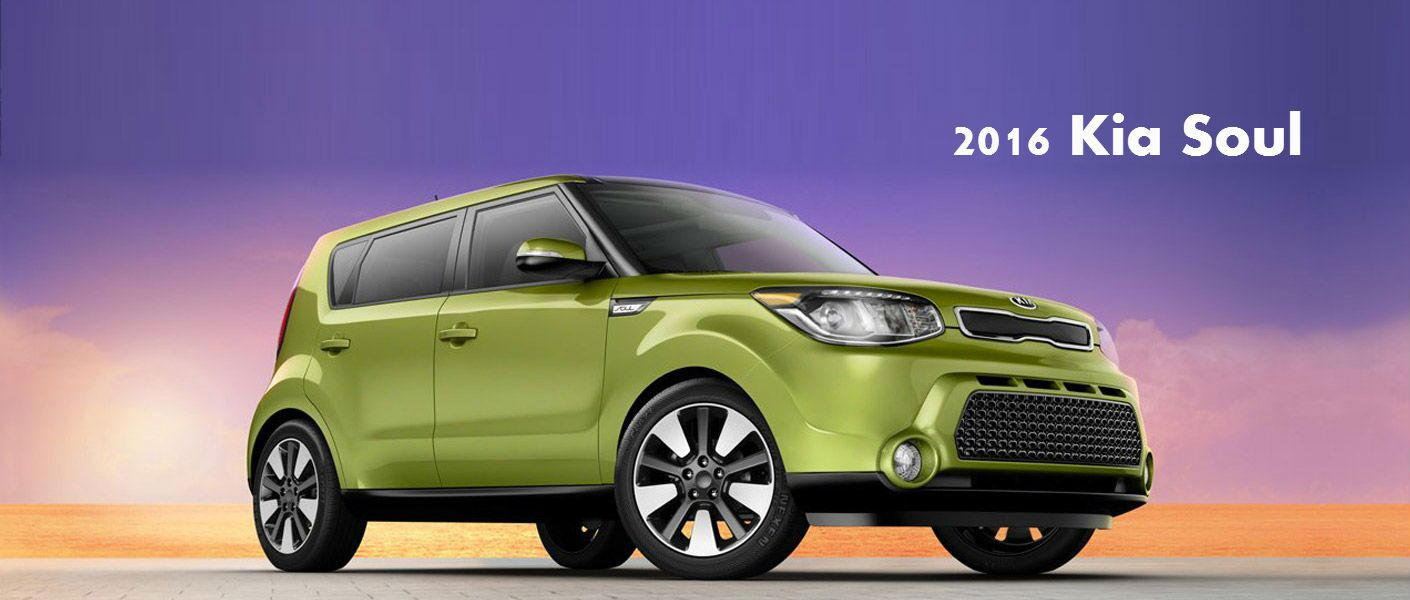 2016 Kia Soul award-winning crossover Airport Kia Naples FL