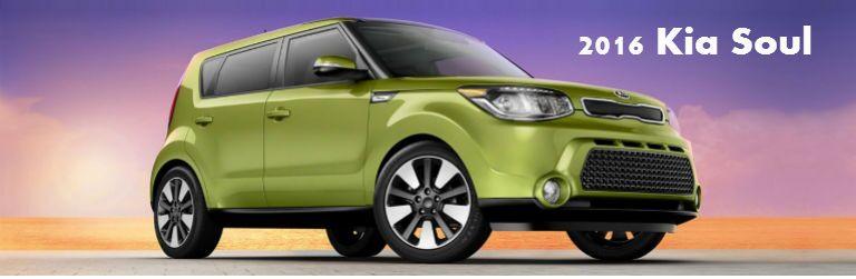 2016 Kia Soul crossover IIHS Top Safety Pick Bonita Springs FL