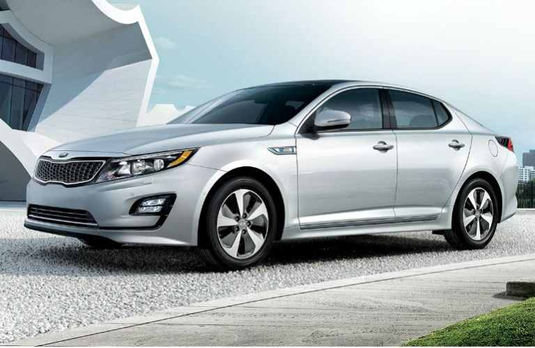 Kia Optima Hybrid eco-friendly Bonita Springs FL