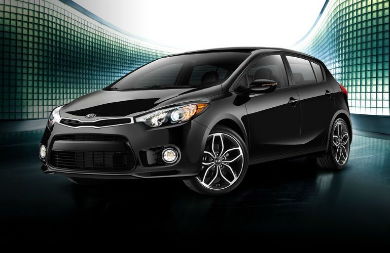 Kia Forte5 hatchback urban vehicle Fort Myers FL