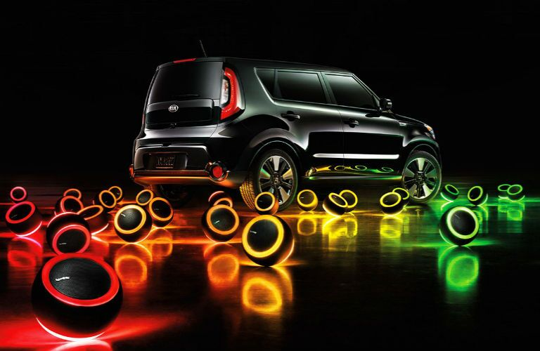 Kia Soul urban hatchback colorful stylish Naples FL