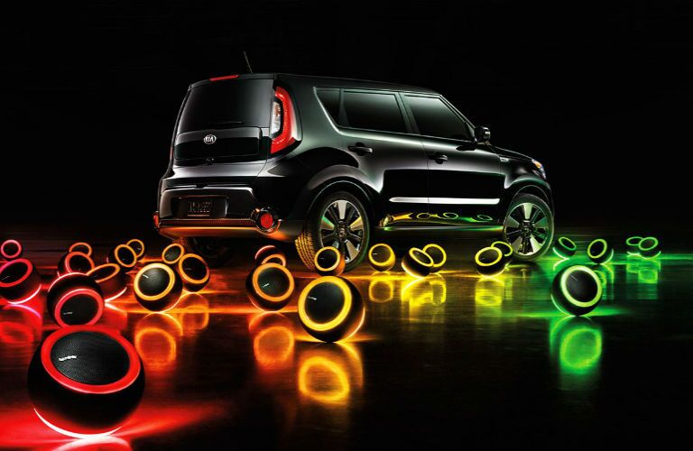 2016 Kia Soul mood lights Naples FL