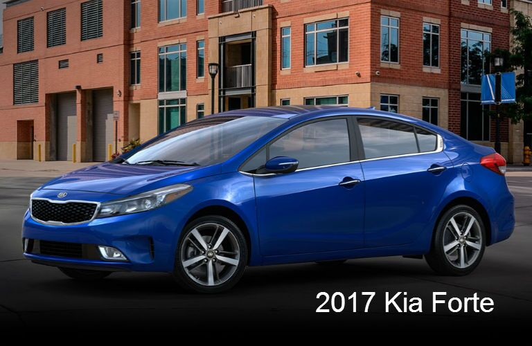 2017 Kia Forte Summer's On Us sales event Fort Myers FL