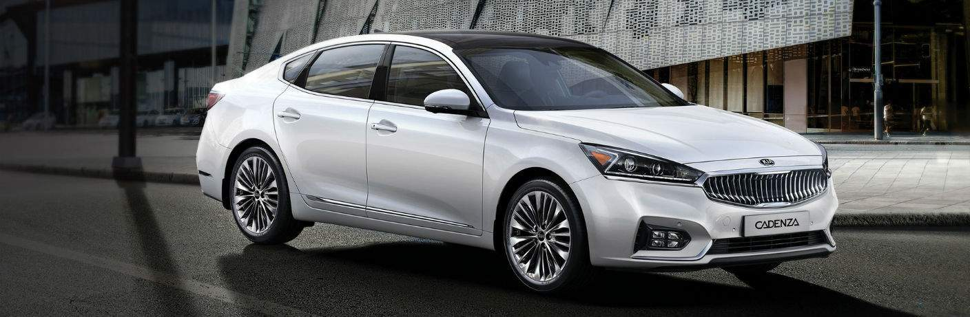 2017 Kia Cadenza large sedan