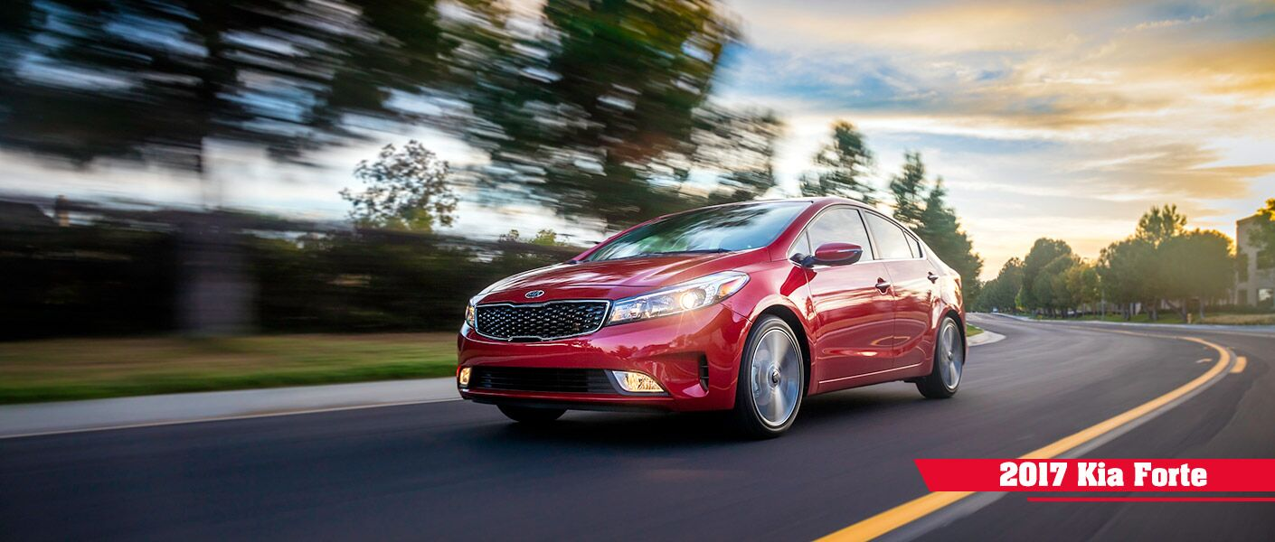 2017 Kia Forte release in Naples Fort Myers FL