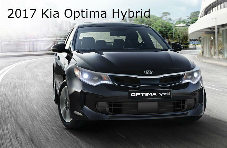 2017 Kia Optima Hybrid Naples Bonita Springs FL