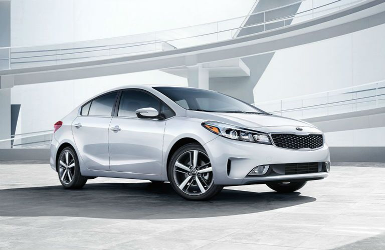 2017 Kia Forte exterior design inspired by 2016 Kia Optima