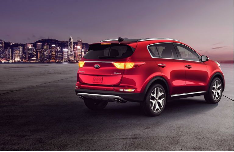2017 Kia Sportage redesign Fort Myers FL