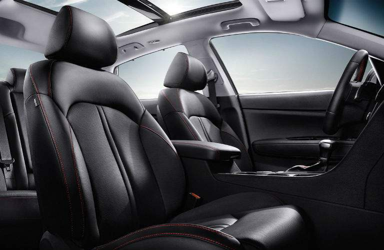 2018 Kia Optima interior