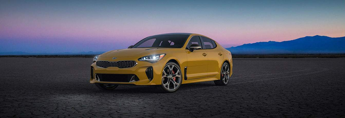 2018 Kia Stinger, Naples and Fort Myers FL