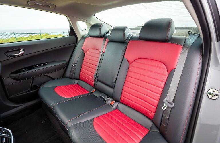 2020 Kia Optima Interior Cabin Rear Seating